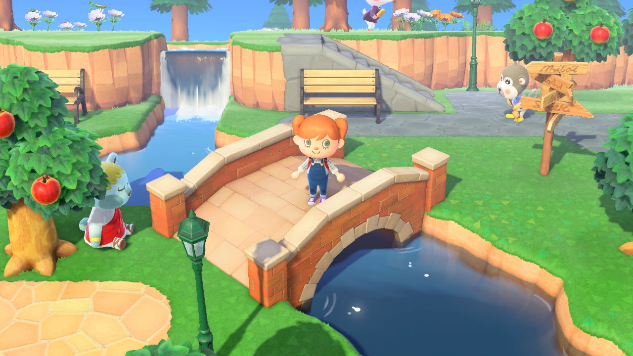 Animal Crossing New Horizons How To Make More Bridges