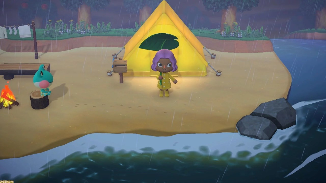 Animal-Crossing-New-Horizons-–-What-to-do-When-it-Rains