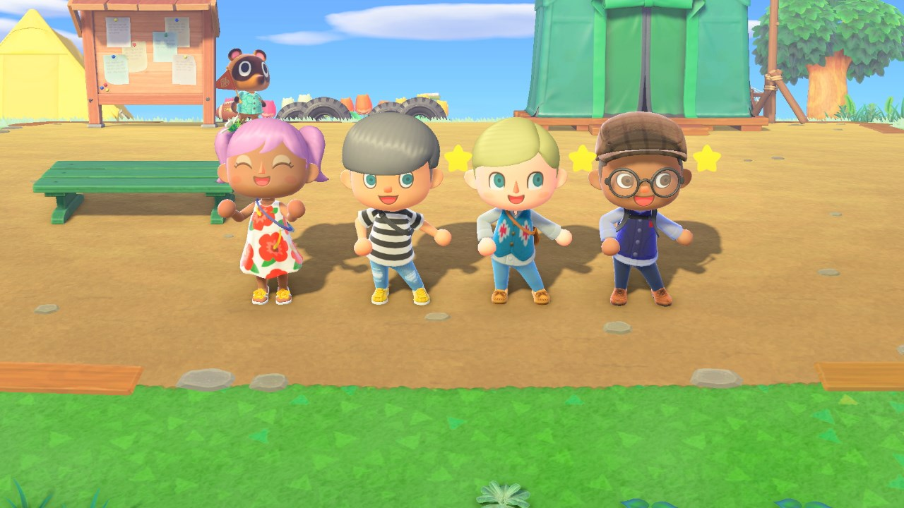 Animal Crossing New Horizons How To Change Characters Attack