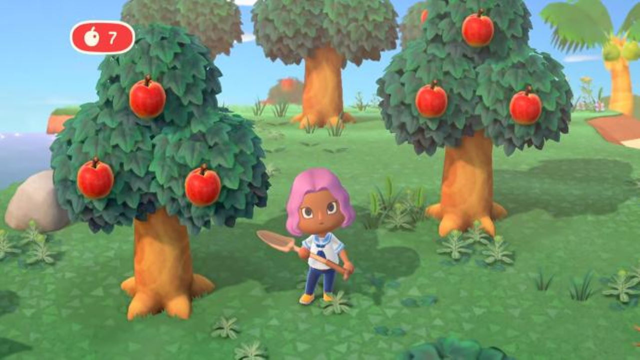 Animal-Crossing-New-Horizons-How-to-Get-or-Craft-a-Shovel
