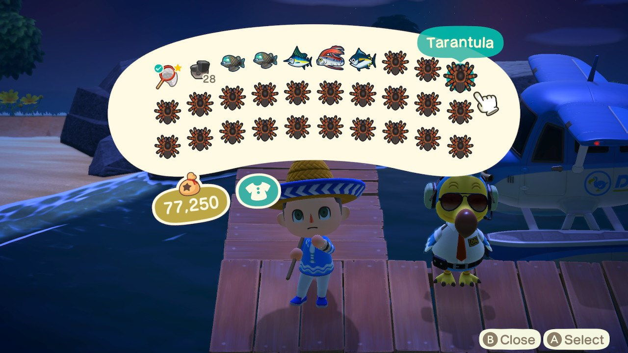Animal-Crossing-New-Horizons-How-to-Get-to-Tarantula-Island
