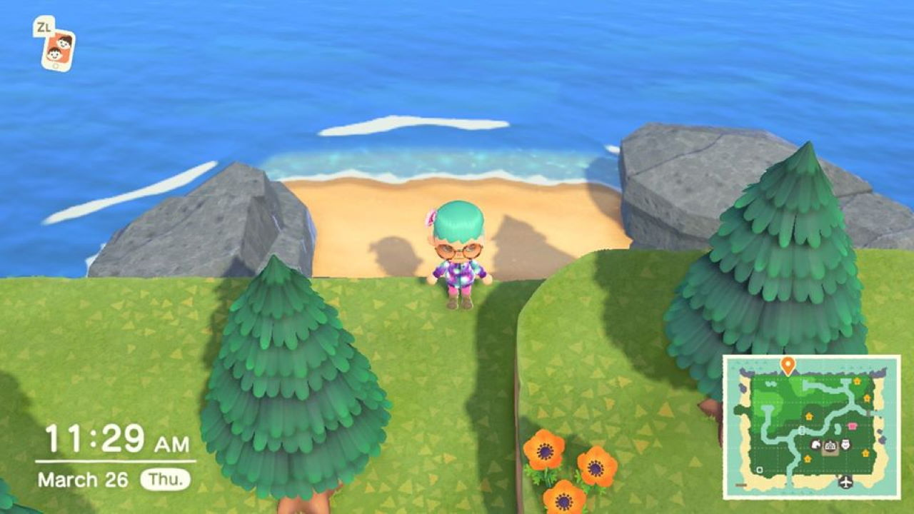 Animal-Crossing-New-Horizons-How-to-Get-to-the-Secret-Beach