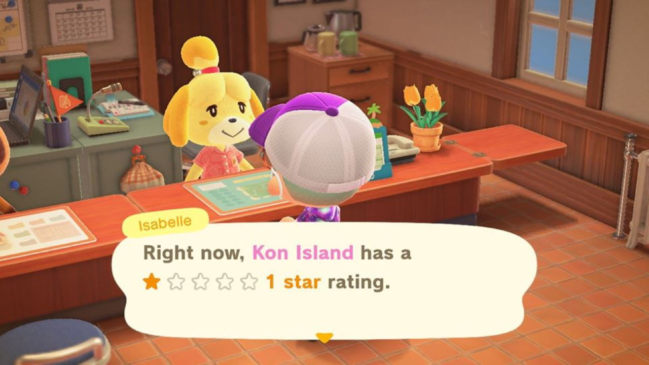 Animal-Crossing-New-Horizons-How-to-Raise-your-Island-Rating-Evalution-Score