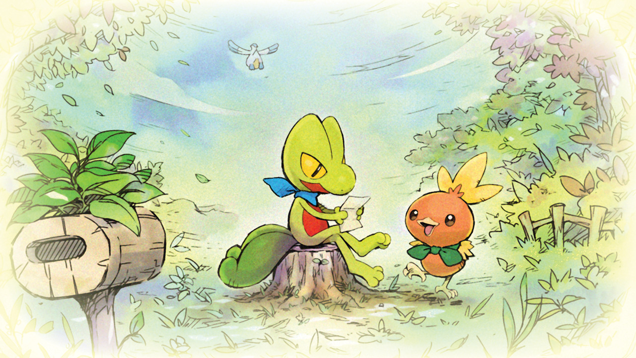Mystery-Dungeon-DX-Evolution