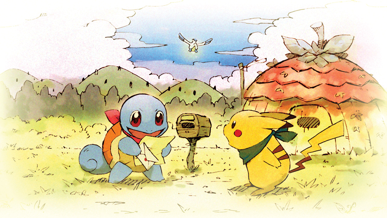 Mystery-Dungeon-Starters