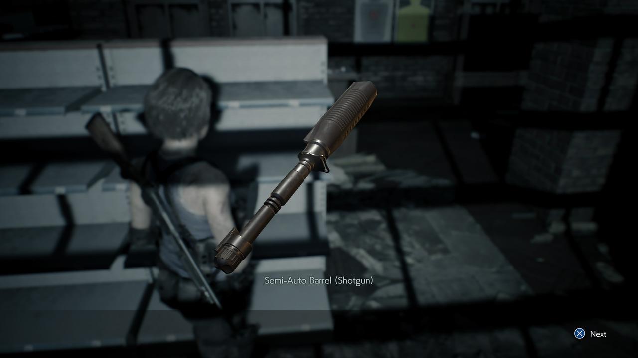 Resident-Evil-3-Semi-Auto-Shotgun