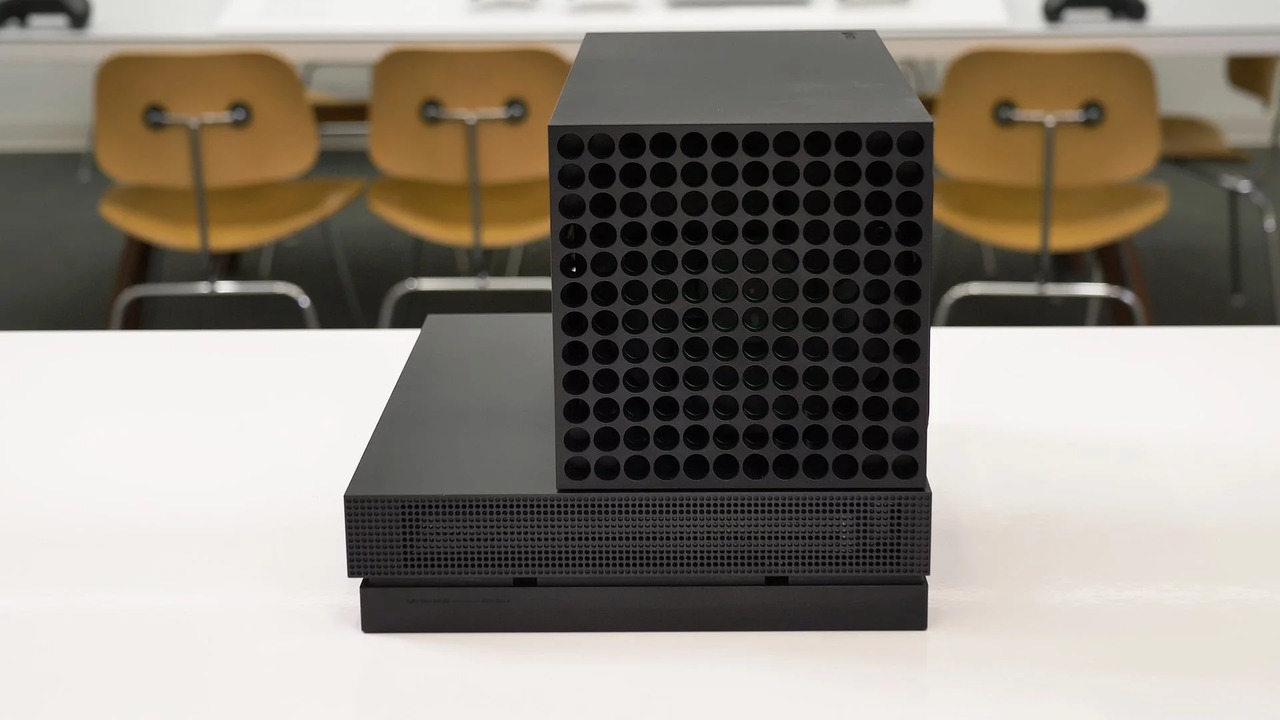 Xbox Series X Is Massive Compared To Xbox One Attack Of The Fanboy