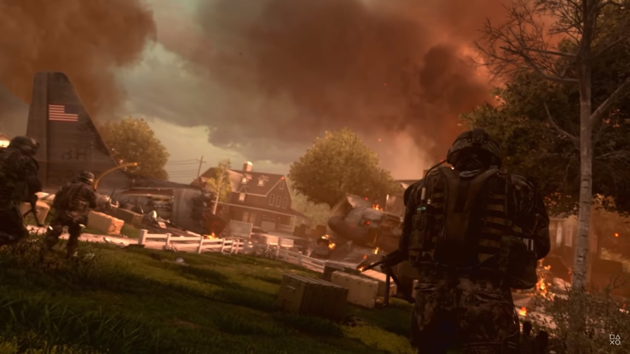 Call of Duty: Modern Warfare 2 Remastered Has Gone Live...For PlayStation