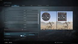 Modern Warfare - How to Change Minimap, Make Minimap Square