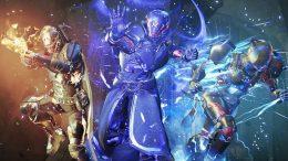 destiny 2 class abilities hunter warlock titan solar void arc