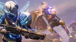 destiny 2 weapons guardians in combat