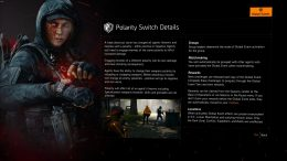 The Division 2 - How Does Polarity Switch Global Event Work