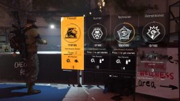 The Division 2 - How to Get Specialization Points