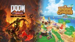 Doom and Animal Crossing Had a Stellar First Weekend