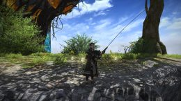 Final Fantasy XIV - Diadem Fishing Guide
