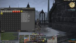 Final Fantasy XIV - Ishgardian Restoration Macro for Easy Level 80 Crafting