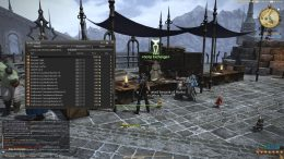 Final Fantasy XIV - How to Get Parasol Action