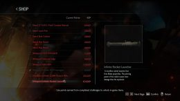 Resident Evil 3 - How to Unlock Infinite Rocket Launcher