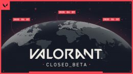 Riot's Upcoming Shooter Valorant Getting Closed Beta in April