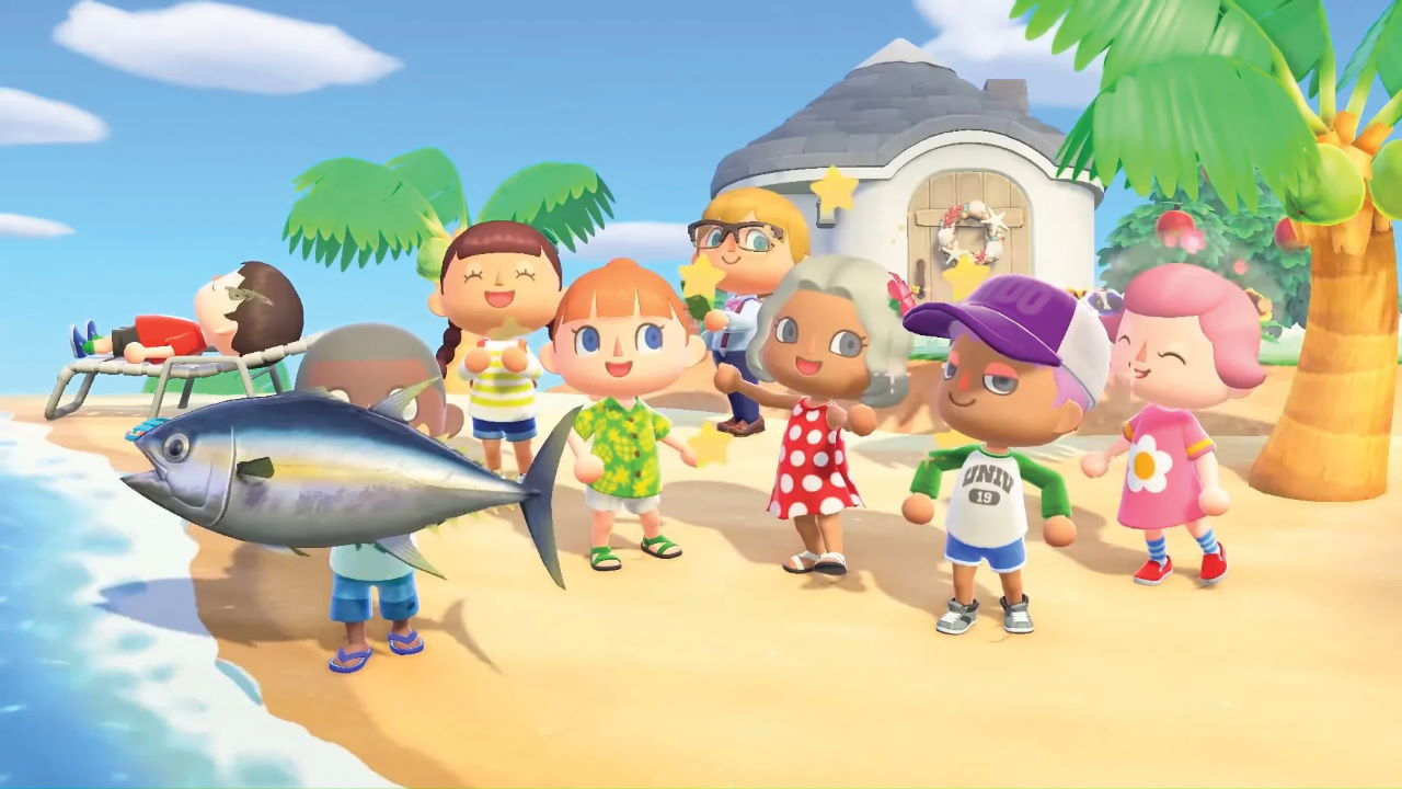 Animal Crossing New Horizons Fishing Tourney Prizes How To Get Them All Attack Of The Fanboy