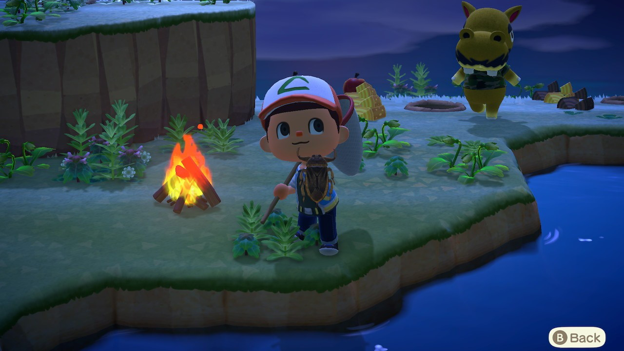Animal-Crossing-New-Horizons-How-to-Catch-Giant-Water-Bug