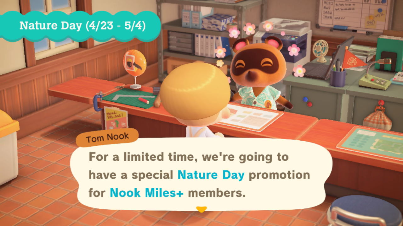 Animal-Crossing-New-Horizons-Nature-Day-Guide-When-is-it-What-is-Happening-What-to-do