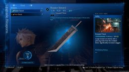 Final Fantasy VII Remake - How to Upgrade Weapons, How to Level Weapons