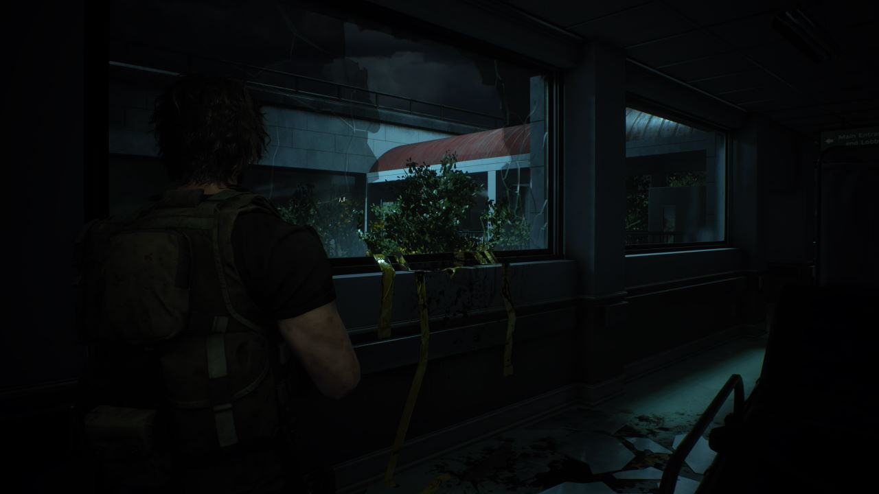 Resident-Evil-3-How-to-Get-into-the-Hospital-Courtyard