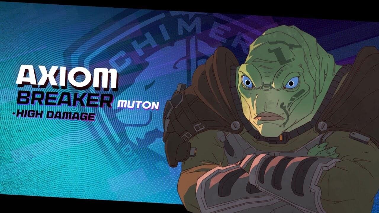 XCOM-Axiom