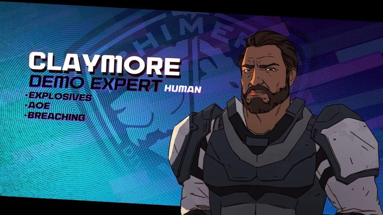 XCOM-Claymore