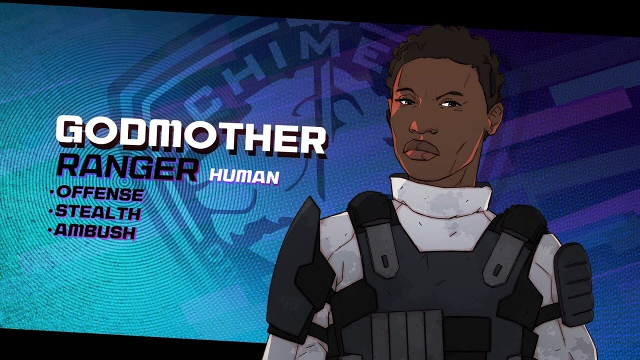XCOM-Godmother