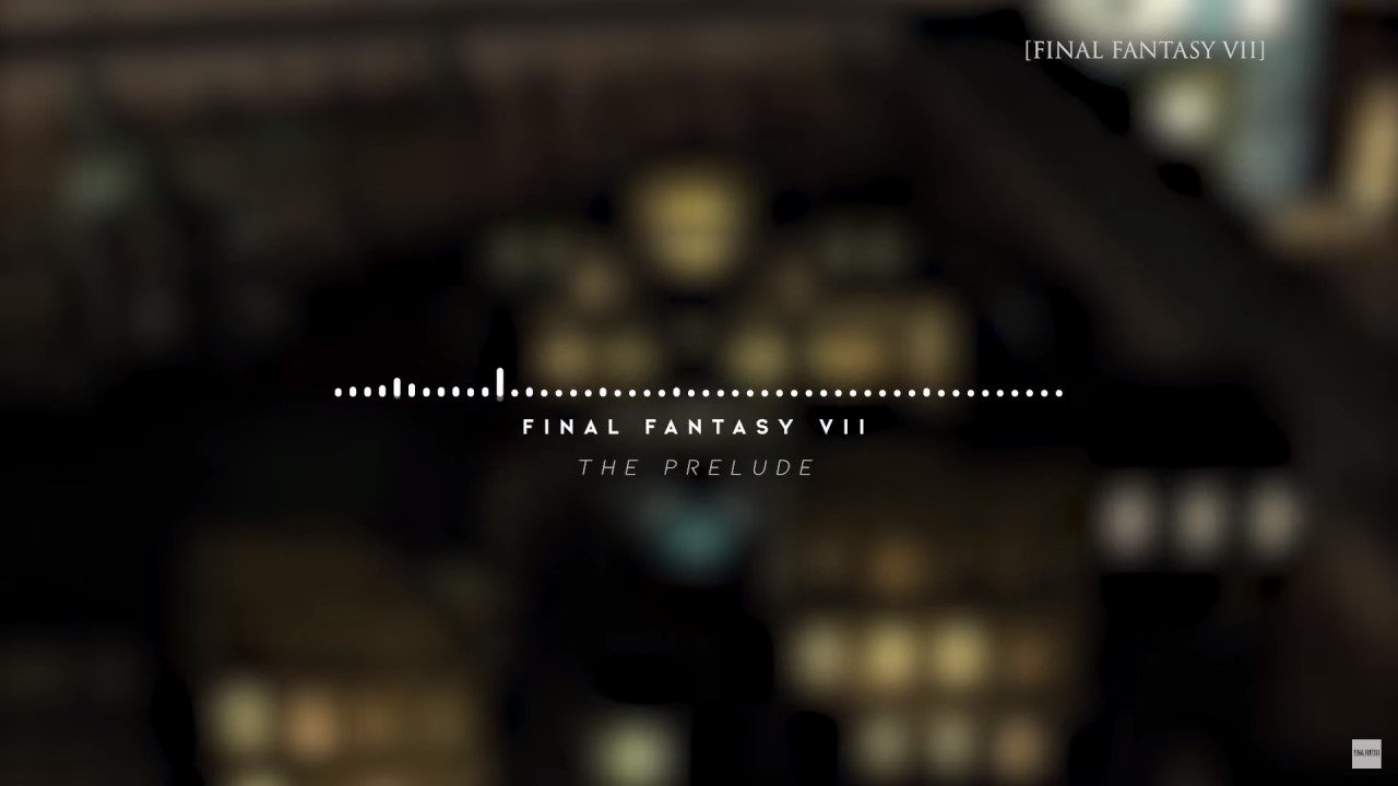 Learn More About the Music of Final Fantasy VII Remake in Fourth Making-Of Video