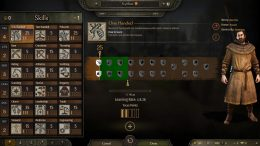 Early in Mount and Blade II: Bannerlord you'll be tasked with rebuilding your clan, and one of the steps to do so requires you recruit a companion.