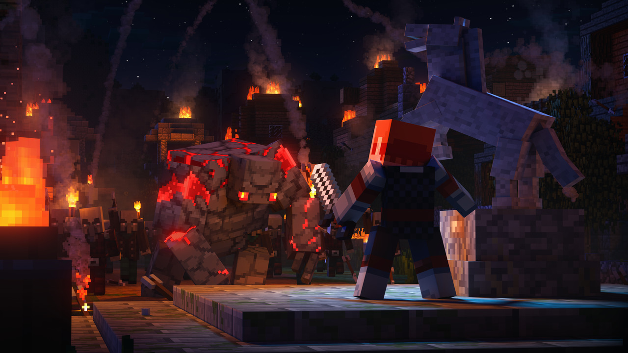 Minecraft-Dungeons-Mission-List