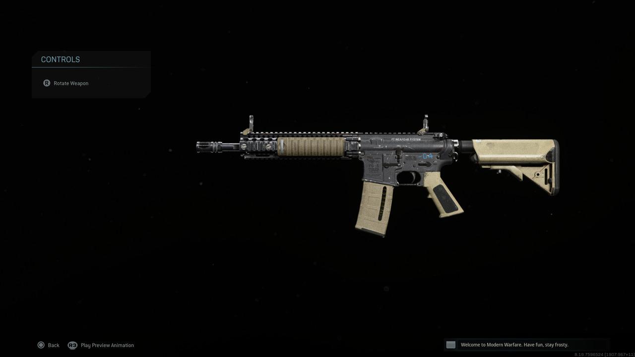 Modern-Warfare-M4A1