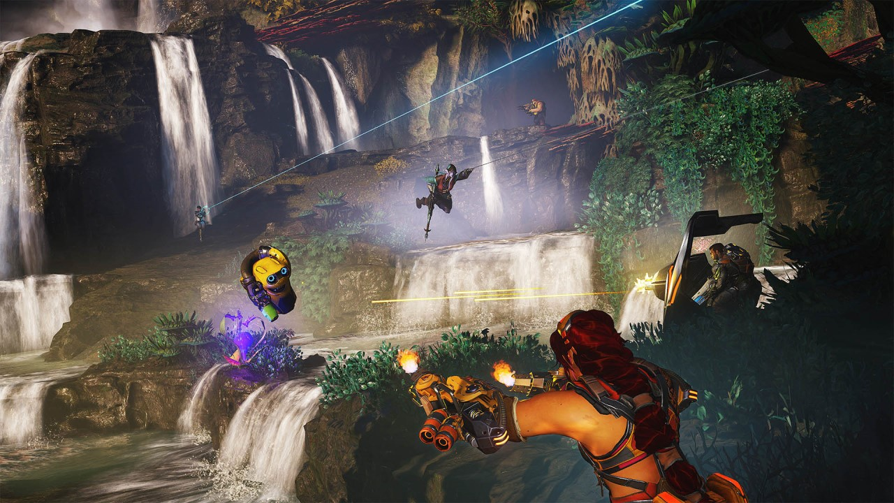 Amazon Game Studios Debuts Trailer and Release Date for Crucible