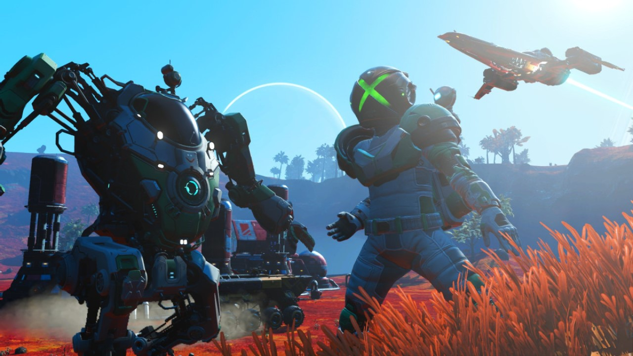 No Man's Sky Coming to Xbox Game Pass Next Month