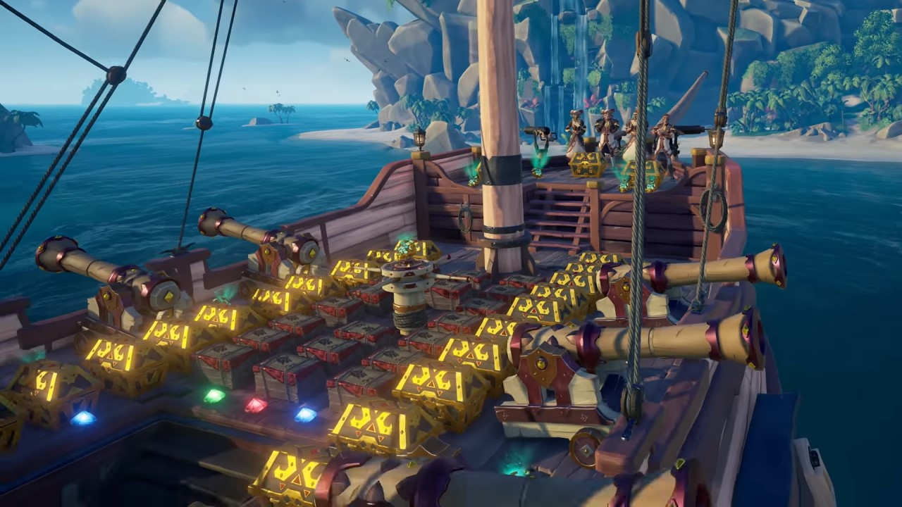 Sea of Thieves Arrives on Steam in June