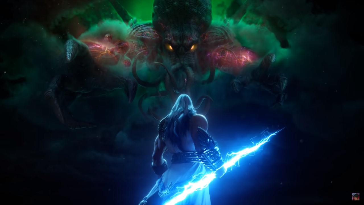 Smite Heeds the Call of Cthulhu
