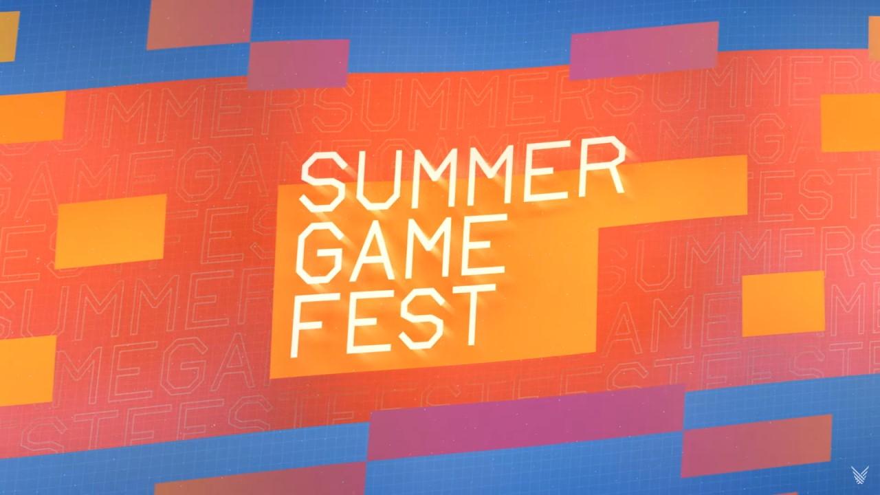 Geoff Keighley Reveals Summer Game Fest