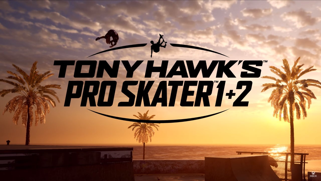 Tony Hawk's Pro Skater 1+2 Remake Collection Arriving Later This Year