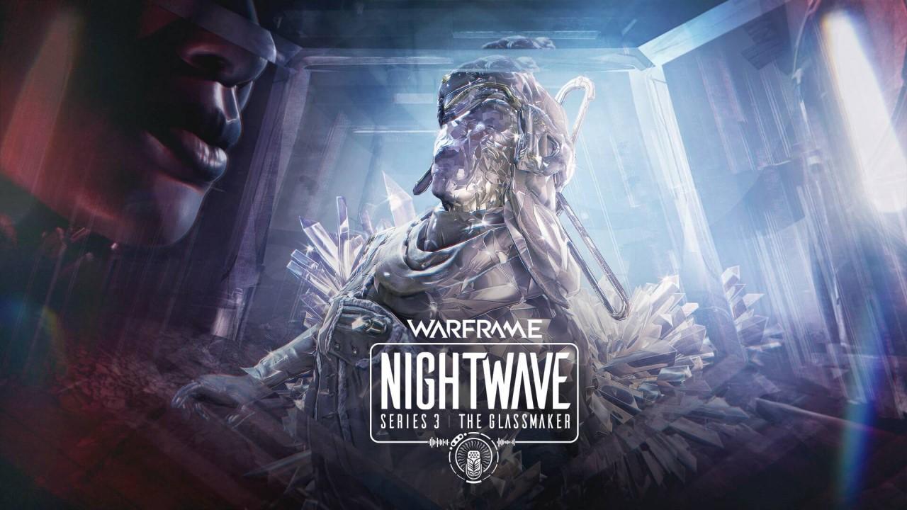 Warframe's Third Nightwave Series Has Finally Arrived