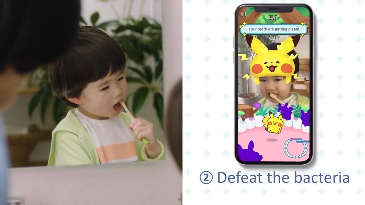 Pokemon-Smile-Gameplay