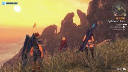 Xenoblade Chronicles Tension