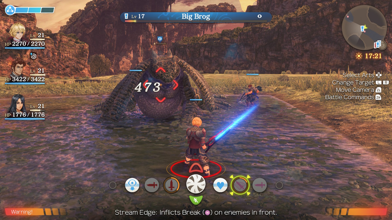 Xenoblade-Chronicles-EXP-Farming