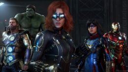 Marvel's Avengers War Table Revealed More Story Insights and Co-op Details