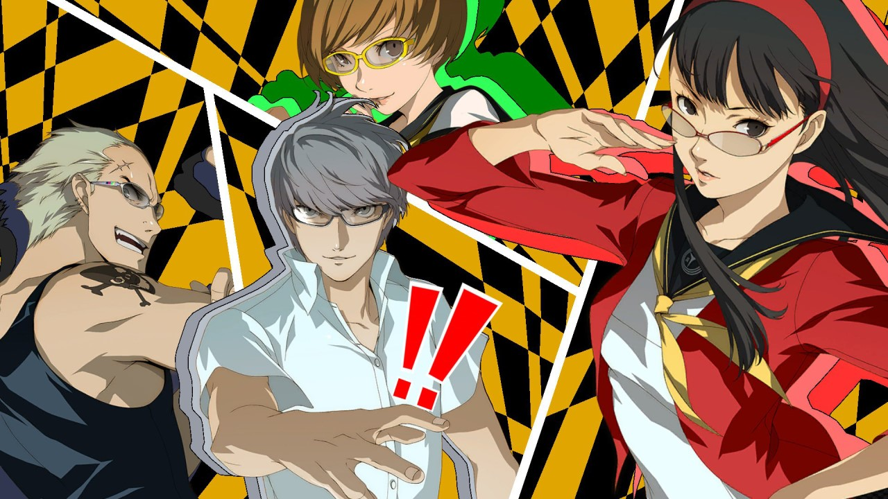 Persona 4 Golden on PC is the Best Way to Play One of the Greatest JRPGs Ever Made