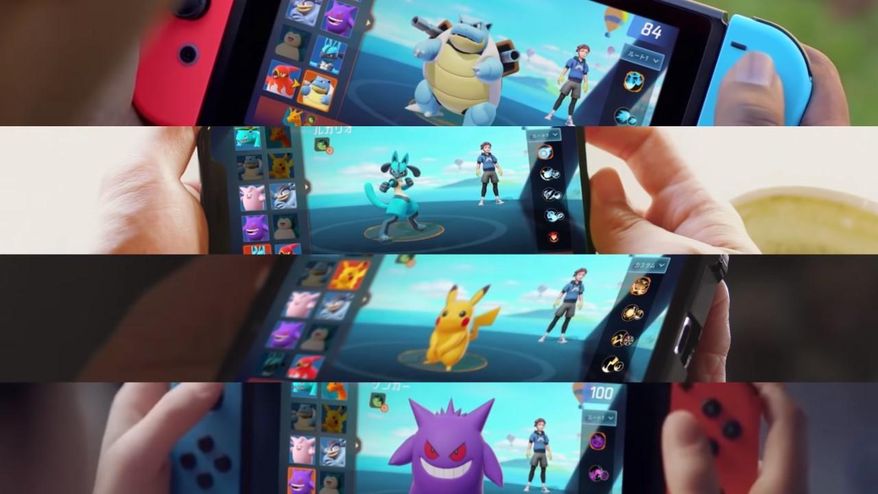 Pokemon Enters the MOBA Arena with Pokemon Unite