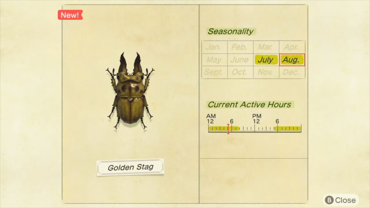Animal-Crossing-New-Horizons-–-How-to-Catch-Golden-Stag-Giraffe-Stag-and-Horned-Hercules