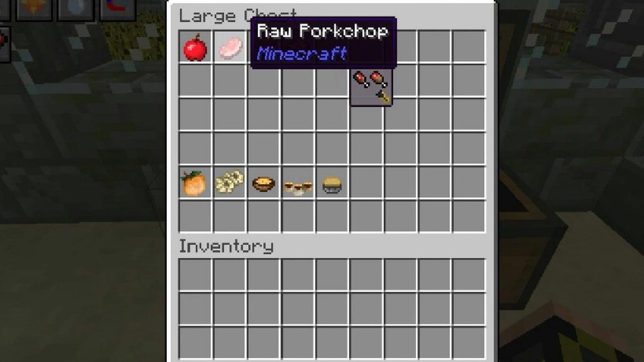 Appleskin-Minecraft-mod